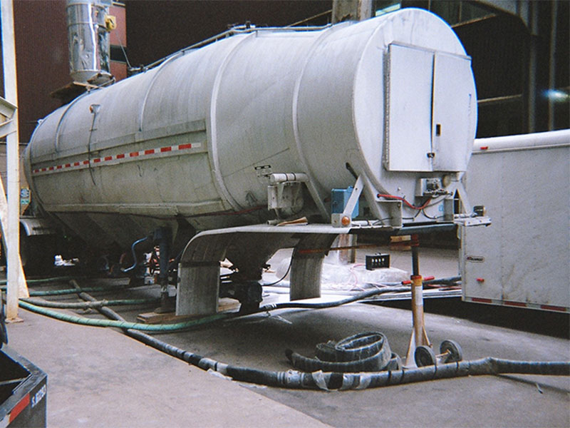 Bulk Injection System